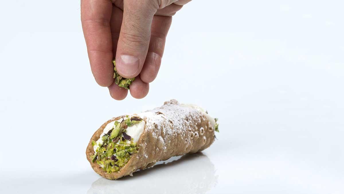 Pasticceria dolci d'autore - Cannolo Siciliano